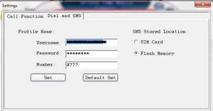 Cara setting modem cdma dengan kartu flexi